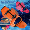 Pet Safety Clothes Swimming Preserver Dog Life Jacket Puppy Surf Saver Coat