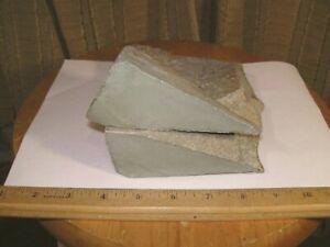 Wyoming Sage Jade Rough,  3 lb. 15 oz.