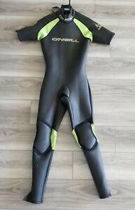 O'Neil Full Length Wetsuit Women's Medium Size Short Sleeve