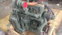 1973 Allis Chalmers 3500 Diesel Engine, 0 Miles GOV'T REBUILT in 2003 CALIFORNIA