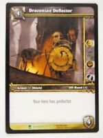 WoW: World of Warcraft Cards: DRACONIAN DEFLECTOR 285/361 - played