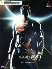 Play Arts KAI Man of Steel No. 1 Superman Action Figure