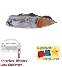 FARO FANALE PROIETTORE ANTERIORE SX PER ROVER 200 95 1999 H4 ELETTRICO SINISTRO