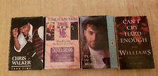 LOT of 4 Cassette Singles- Michael Smith, Chris Walker, The Williams Brothers +1