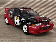 1/18 Mitsubishi Lancer Evo Evolution Rally 6 By Autoart Rare