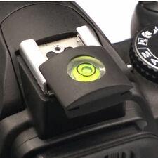 Cubierta de nivel de zapata flash de cámara para Nikon DSLR D3100 D3200 D5200 D600 D800