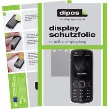 2x Nokia 5320 Schutzfolie matt Displayschutzfolie Folie dipos Displayfolie