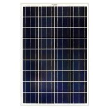 Grape Solar 100-Watt Polycrystalline Solar Panel for RV's, Boats and 12-Volt