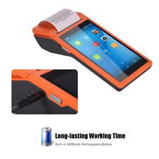 All in One Handheld Smart POS Terminal PDA Printers BT/ WiFi/ USB OTG/ 3G P8O2