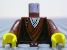 Lego Star Wars Minifigure body Torso Anakin Skywalker JEDI Minifig Part 7113