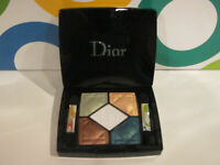 CHRISTIAN DIOR ~ 5 COULEURS EYESHADOW PALETTE ~ # 556 ~ 0.21 OZ UNBOXED