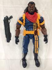 NEW IN HAND!  Marvel Legends Deadpool Wave 2 Bishop figure *NO Sauron BAF