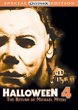 Halloween 4: The Return of Michael Myers DVD