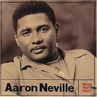 AARON NEVILLE - WARM YOUR HEART  CD  14 TRACKS INTERNATIONAL POP/R&B/SOUL NEU