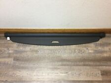 2013 to 2017 Mercedes-Benz GL-Class Genuine OEM Rear Cargo Cover A1668100509-BLK