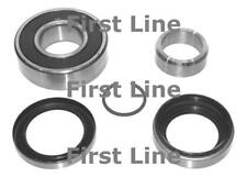 FBK762 REAR WHEEL BEARING KIT FOR VAUXHALL MONTEREY GENUINE OE FIRST LINE