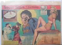 Seein' Stars: Ginger Rogers, J. Carrol Naish, Vivian Blaine  from 1/21/1945