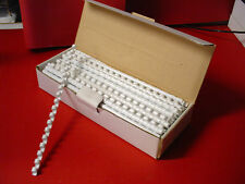 "GBC Bindings 19 Ring WHITE 5/16"" Spines 100 Pk New 40 Sheet Capcity Combs"