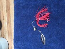 1/4 oz Spinner Bait Red