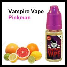 Vampire Vape *4 x 10ml - Pinkman 6mg E-Liquid