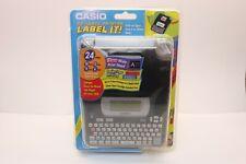 Casio Model KL-820-L Label MakerCasio EZ-Label Printer
