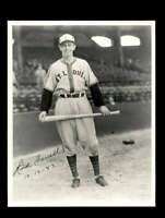 Rick Ferrell Hand Signed 8x10 Photo Autographed St Louis Browns