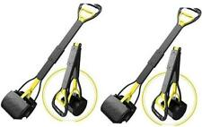 """33"""" Long Handle Portable Pet Pooper Scooper for Large and Small Dogs,High"""