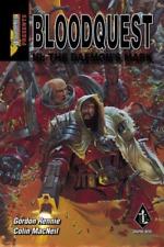 Bloodquest III: The Daemon's Mark, Gordon Rennie, Good Condition Book, ISBN 1844