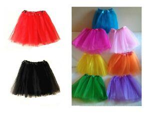 High Quality New Tutu Skirt Skirts LADY WOMEN GIRLS KIDS  Fancy Dress  Hen Party