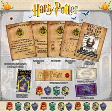 Harry Potter PERSONALISED Gift Set  Hogwarts Acceptance Letter + Chocolate Frog