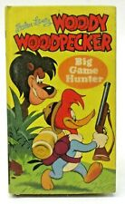 1950 WOODY WOODPECKER BIG GAME HUNTER #710-10 Big Little Book BLB *