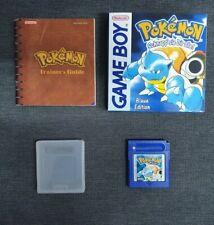 Pokemon Edition Blau mit Anleitung Blaue Edition Nintendo GameBoy Game Boy