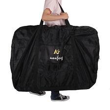 26'' Folding Bike Transportation Bag Carrier Storage Hardwearing Waterproof