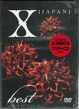 X [Japan] Best Tofu Records CD/DVD TOF-005