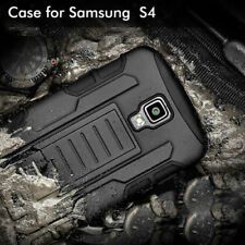 Silicone/Gel/Rubber Mobile Phone Cases, Covers & Skins with Kickstand for Samsung Galaxy S4