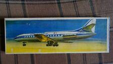 Caravelle  1/100  VEB Plasticart  kit  release 1979 year + new decal ( Revaro )
