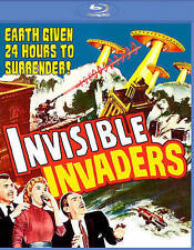 Invisible Invaders (1959) [Blu-ray] Blu-ray