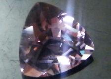 NEW Natural Amethyst Lilac Trillion Cushion Cut VVS 1.95ct Brazil Loose Gemstone