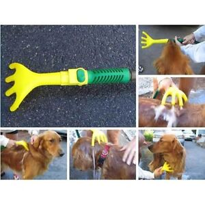 Amazing Doggiewasher Hand-Held Claw Dog Pet Washer Bath for Tub Sink Garden Hose