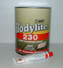 HB Body Lightweight Car Body Filler 3.5lt - Easy Sand Polyester Bodylite