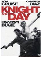 Dvd **KNIGHT AND DAY ♦ INNOCENTI BUGIE** con Tom Cruise Cameron Diaz nuovo 2010