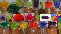 (10) Crystal Water Gels, Decor balls, Soil replacement
