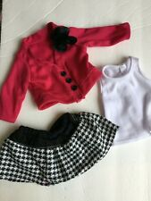 """My Life As Doll """"Red Preppy Sweater"""" Outfit - Guc"""