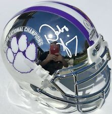 DABO SWINNEY SIGNED CLEMSON TIGERS CHAMPIONSHIP FOOTBALL MINI HELMET PSA/DNA