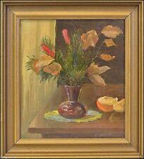 Art Deco künstlerische Öl-Malerei