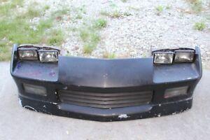 82 92 Camaro IROC Z28 RS Front Bumper Cover