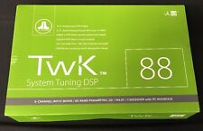 JL Audio JL Audio TwK-88 Car Audio Tuning DSP Signal Processor 8 Channel + Digit