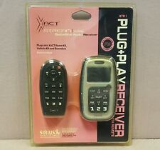 Xact XTR-1 Sirius Satellite Radio Receiver with FM Transmitter *NEW in Package