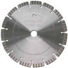 Diamanttrennscheibe 230mm für  Beton B25 Granit Marmor Ziegel Mauerwerk Univer,
