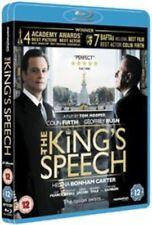 The Kings Speech Blu-ray 2010 DVD Region 2